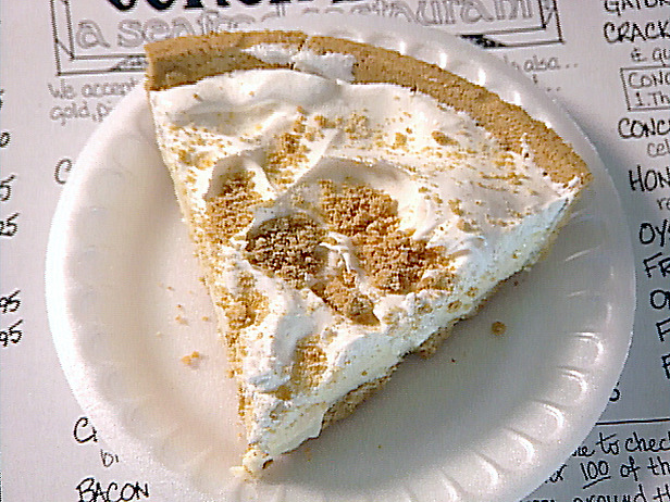 Kristi's Key Lime Pie